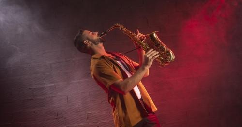 Jazzowe brzmienia w kinie Wolność
