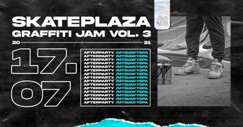 Graffiti Jam Skateplaza Szczecinek v.3